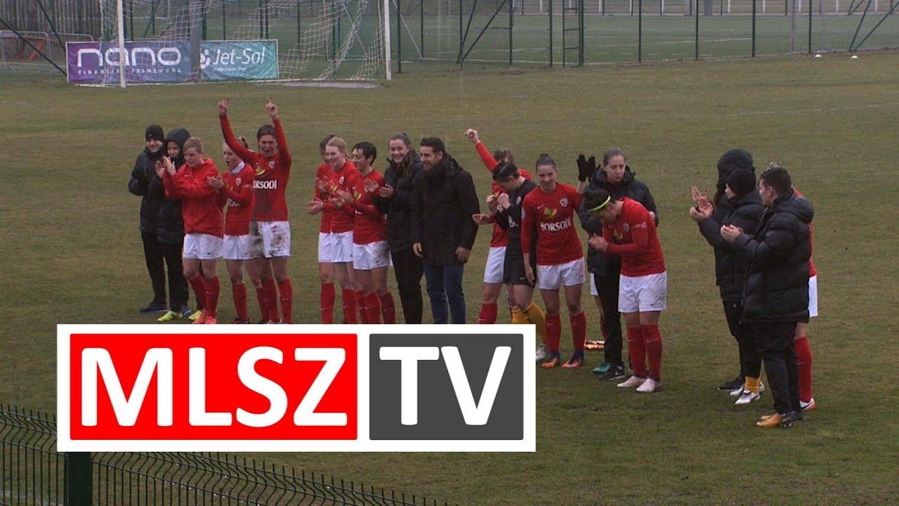 ETO FC Győr - DVTK | 0-5 | JET-SOL Liga | 14. forduló | MLSZTV