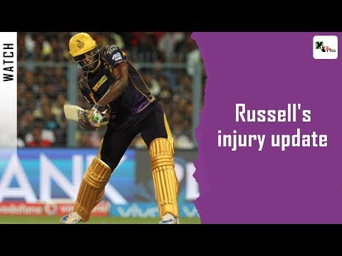 Watch: KKR management gives a significant update on Russell's availability against Delhi Daredevils