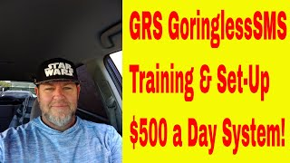 Goringless SMS Training and Inside Info - Plus Get Free Leads!