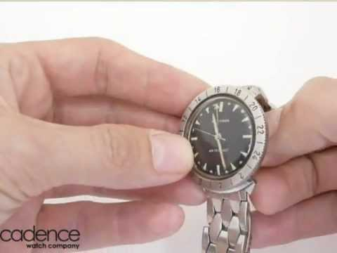 Bulova accutron astronaut 214 steel watch youtube for Astronaut watches