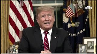 President Trump Addresses The Nation 1/8/19