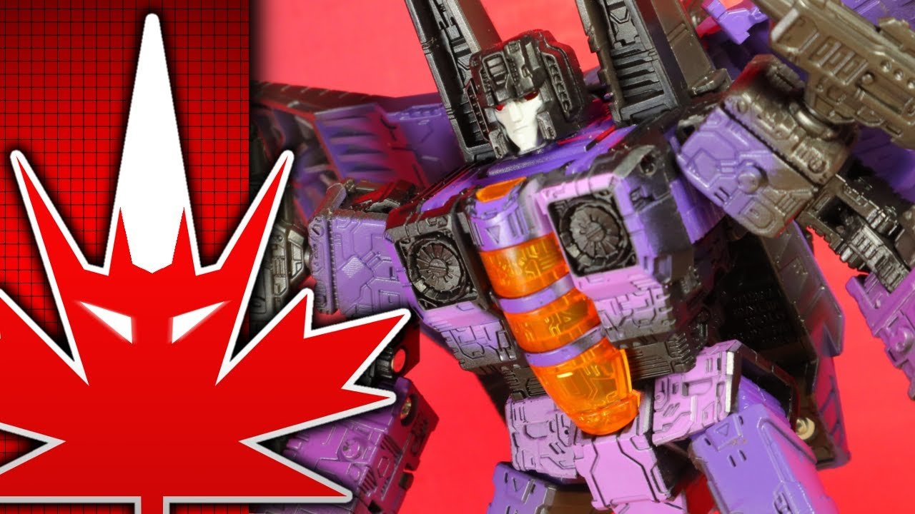 Transformers Generations Netflix Hotlink By TFanPage101
