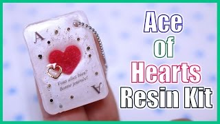 Ace of Hearts Resin Kit