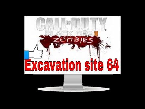Black Ops 2 Excavation Site 64 Map