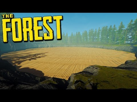WHAT HAPPENS WHEN WE COVER THE SINK HOLE? - The Forest Creative