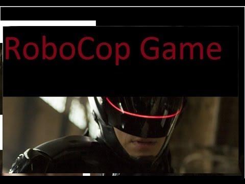 robocop игра 3
