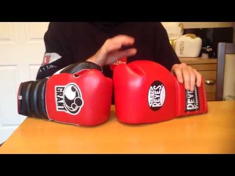 Grant Vs Cleto Reyes Boxing Glove Review