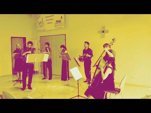 Kammerensemble Konsonanz in Baden-Baden