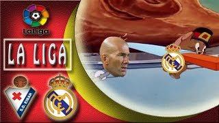 Eibar VS Real Madrid : 1-2 😃 Ronaldo The Savior Siiiiiiii 💪 La Liga 10/03/2018 HD