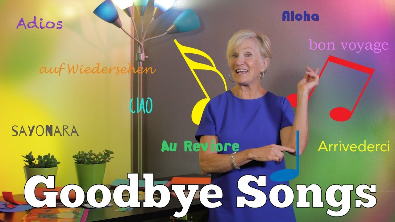 goodbye songs with dr jean youtube