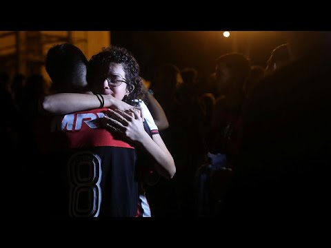 Brazil: Flamengo fire death victims all teenagers