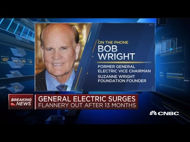 Larry Culp and Tom Horton look like very competent individuals, says former GE vice chairman
