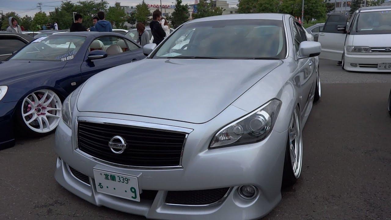 Nissan Fuga 370gt Y51 Custom Ca R 日産 フーガ 370gt Y51 カスタムカー