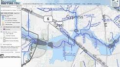 Cypress Flood Plain Maps