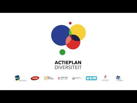 Actieplan - Diversiteit op de werkvloer