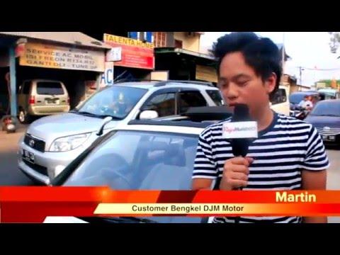 DJM Motor, Bengkel Spesialis Bodi Mobil Friendly di Jakarta Timur