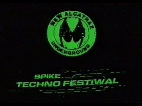 Parada wolności w Łodzi - Techno Festival - Rok 1999