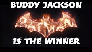 Winner of Competition is Buddy Jackson Congratulations!