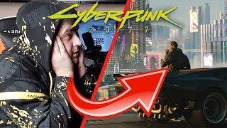 Widziałem GAMEPLAY Cyberpunk 2077 *moje wrażenia*