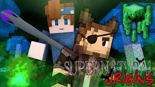 THE BETWEEN LANDS - Minecraft Supernatural Origins #3 (Werewolf Modded Roleplay)