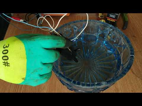 Невероятно на что способен насос омывателя стекла. Эксперимент