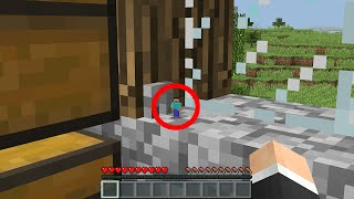 I caught a tiny player secretly living in my house...