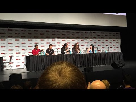 Fan Expo Voice Artists Do Back to the Future