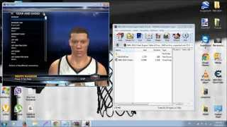 NBA2k14 99 overall before rookie showcase hack.(pc)