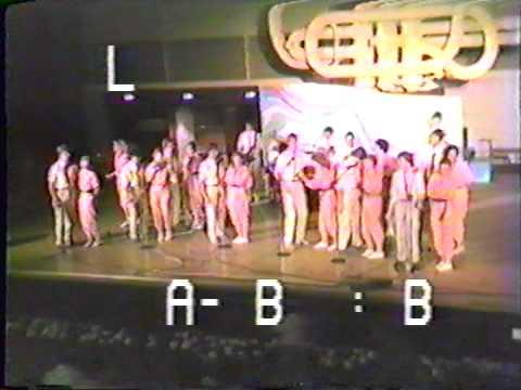 Power Co Allegan High School @ 1984 World's Fair New Orleans