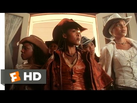 Gang of Roses (4/10) Movie CLIP - Riding Into Town (2003) HD
