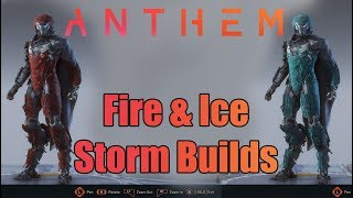 Anthem - Grandmaster Storm Guide - Fire & Ice Builds
