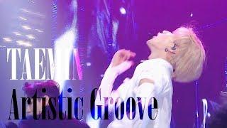 [무대교차편집] Artistic Groove (Stage Mix) - 태민