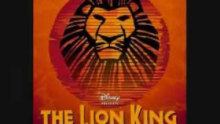 Lion King On Broadway - Shadowland
