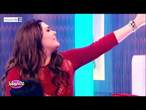"""Yuridia canta con """"Juan Gabriel"""" / """"El Destino"""""""