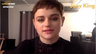 Joey King ('The Act') on 'shocking, disturbing' true story of Gypsy Rose Blanchard | GOLD DERBY