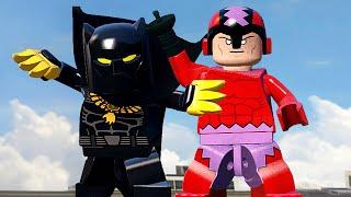 ЧЁРНАЯ ПАНТЕРА в LEGO Marvel's Avengers (DLC)