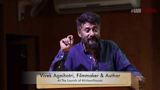 Author Vivek Agnihotri's Speech on his Book Launch - #UrbanNaxals