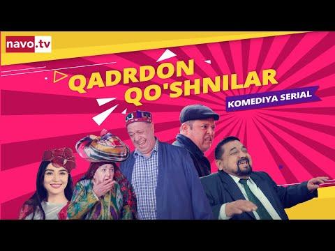 """Qadrdon qo'shnilar""  (10-qism) l ""Қадрдон қўшнилар""  (10-серия)"