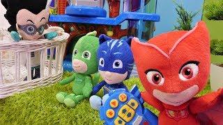 PJ Masks Video. Romeos neue Erfindung. Spiel mit den Pyjamahelden.