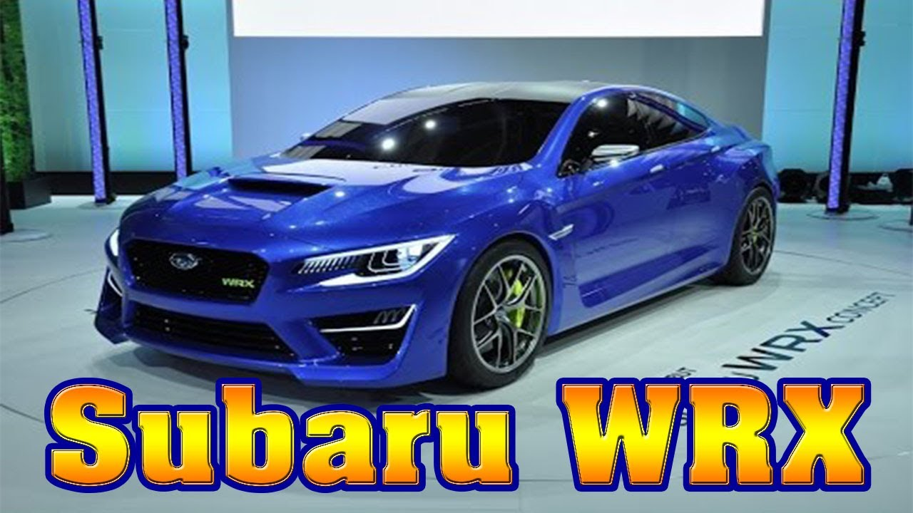 2018 Subaru Wrx Sti Hatchback Test Drive New Cars