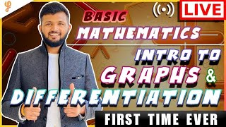 Physics Basics - Graphs and Differentiation | Must Watch for IIT and NEET Aspirants