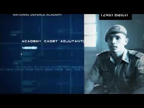 Lt. Vishal Dahiya appearance in Discovery India Documentry:Revealed NDA(National Defence Academy)(1
