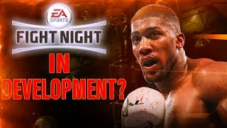 EA Sports Fight Night Planning A Comeback?