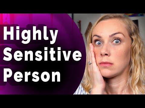 Are You A Highly Sensitive Person? | Kati Morton