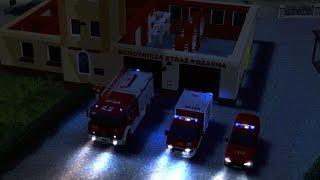 Emergency 4: OSP Żołynia Modification - wypadek drogowy - gameplay #2