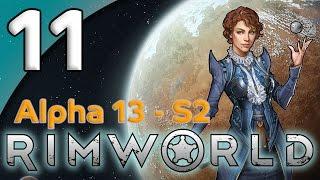 Rimworld Alpha 13 - 11. Furious Family - Let's Play Rimworld Gameplay