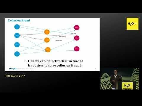 Drive Away Fraudsters With Driverless AI - Venkatesh Ramanathan, Senior Data Scientist, PayPal