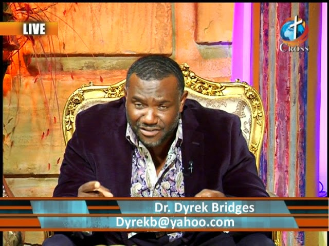 Deeper Dimension Broadcast  Pastor Dyrek Bridges 07-17-2018