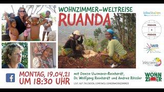 Wohnzimmer-Weltreise: Ruanda