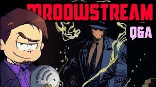 Mroowstream #11:  Pytania i Odpowiedzi - Na żywo
